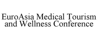 mark for EUROASIA MEDICAL TOURISM AND WELLNESS CONFERENCE, trademark #85894010