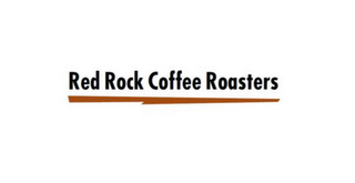 mark for RED ROCK COFFEE ROASTERS, trademark #85894721