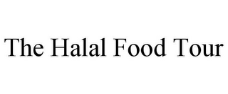 mark for THE HALAL FOOD TOUR, trademark #85894802
