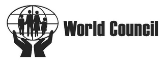 mark for WORLD COUNCIL, trademark #85895301