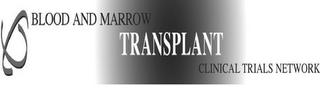 mark for BLOOD AND MARROW TRANSPLANT CLINICAL TRIALS NETWORK, trademark #85895579