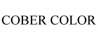 mark for COBER COLOR, trademark #85895927