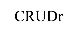 mark for CRUDR, trademark #85895991