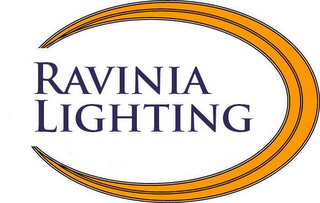 mark for RAVINIA LIGHTING, trademark #85896313
