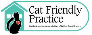 mark for CAT FRIENDLY PRACTICE BY THE AMERICAN ASSOCIATION OF FELINE PRACTITIONERS, trademark #85896942