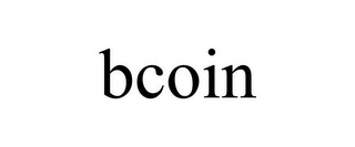mark for BCOIN, trademark #85897401