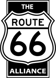 mark for THE ROUTE 66 ALLIANCE, trademark #85897828