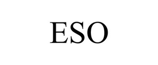 mark for ESO, trademark #85898019