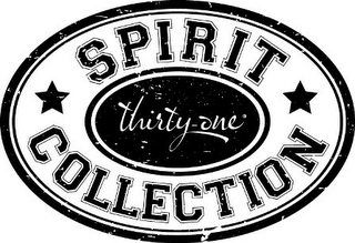 mark for THIRTY-ONE SPIRIT COLLECTION, trademark #85898042