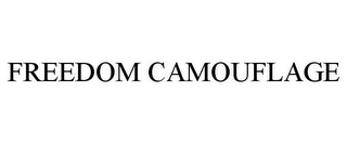 mark for FREEDOM CAMOUFLAGE, trademark #85898045