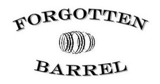 mark for FORGOTTEN BARREL, trademark #85898718