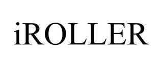mark for IROLLER, trademark #85898902