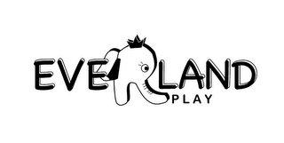 mark for EVERLAND PLAY, trademark #85899118