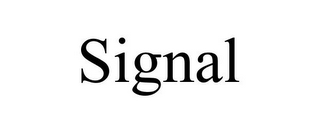 mark for SIGNAL, trademark #85899286