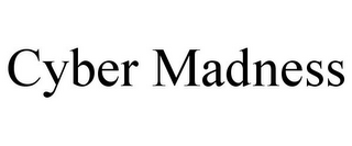 mark for CYBER MADNESS, trademark #85899676