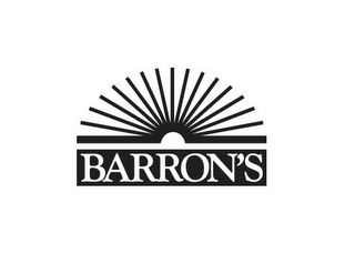 mark for BARRON'S, trademark #85899940