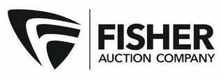 mark for F FISHER AUCTION COMPANY, trademark #85900214