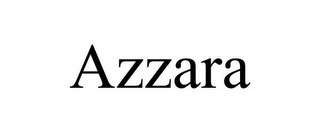 mark for AZZARA, trademark #85900995