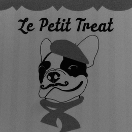 mark for LE PETIT TREAT, trademark #85901054