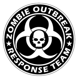 mark for ZOMBIE OUTBREAK RESPONSE TEAM, trademark #85901059