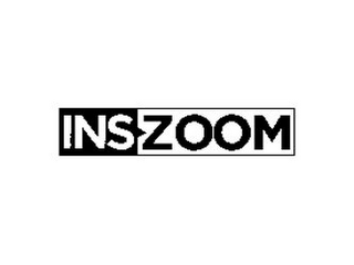 mark for INSZOOM, trademark #85901446