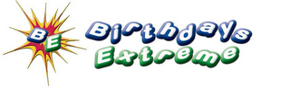 mark for BE BIRTHDAYS EXTREME, trademark #85901564