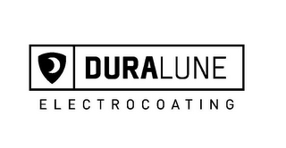 mark for DURALUNE ELECTROCOATING, trademark #85901632
