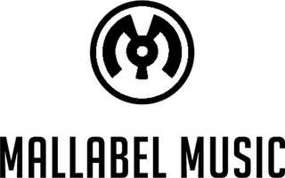 mark for M MALLABEL MUSIC, trademark #85901971