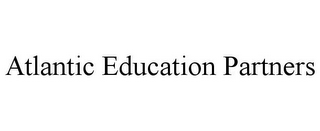mark for ATLANTIC EDUCATION PARTNERS, trademark #85902242