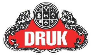 mark for DRUK, trademark #85902353