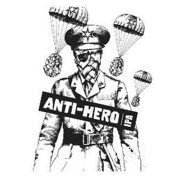 mark for ANTI-HERO IPA, trademark #85902371