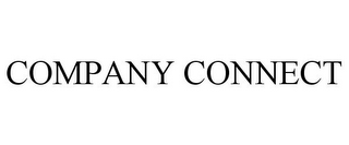 mark for COMPANY CONNECT, trademark #85902522