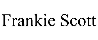 mark for FRANKIE SCOTT, trademark #85902635