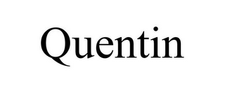 mark for QUENTIN, trademark #85902770