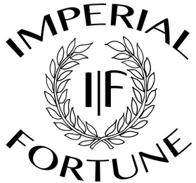 mark for IMPERIAL FORTUNE I|F, trademark #85903427