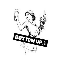 mark for BOTTOM UP WIT, trademark #85903451