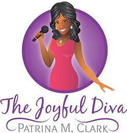 mark for THE JOYFUL DIVA PATRINA M. CLARK, trademark #85903701