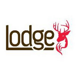 mark for LODGE, trademark #85903722