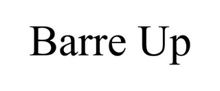 mark for BARRE UP, trademark #85903848