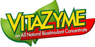 mark for VITAZYME AN ALL NATURAL BIOSTIMULANT CONCENTRATE, trademark #85903963