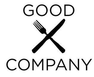 mark for GOOD COMPANY, trademark #85904236