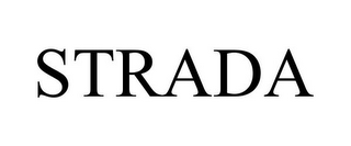 mark for STRADA, trademark #85904242