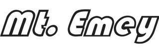 mark for MT. EMEY, trademark #85904466