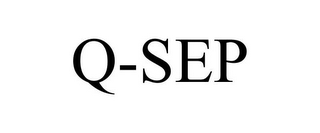 mark for Q-SEP, trademark #85904576