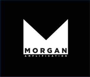 mark for M MORGAN AMPLIFICATION, trademark #85904872