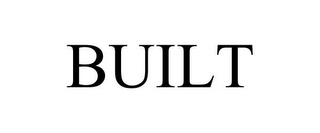 mark for BUILT, trademark #85904883