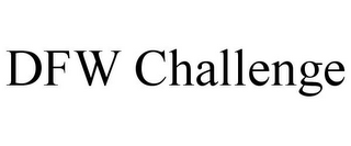 mark for DFW CHALLENGE, trademark #85905407