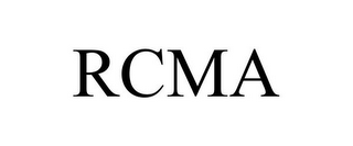 mark for RCMA, trademark #85905485