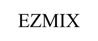 mark for EZMIX, trademark #85905664