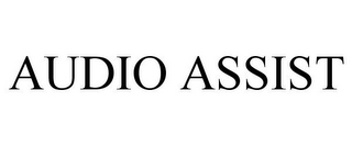mark for AUDIO ASSIST, trademark #85905845